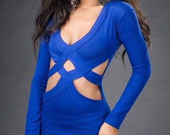 Moriah Cutout Dress