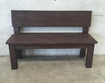 Old Style Bench Etsy