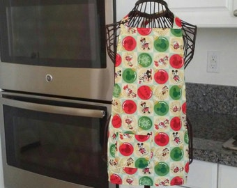 Boys Disney character apron