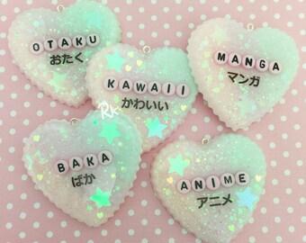 Kawaii Heart Necklace