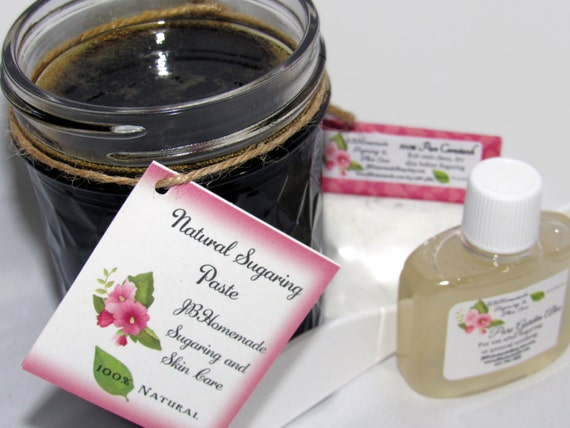 JBHomemade Sugaring Paste 8 oz