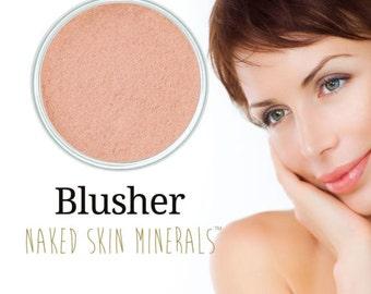 Naked Skin Mineral Makeup Blusher 20ml (6g) by NCinc.