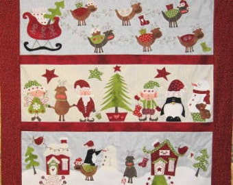 Christmas Wonderland  Fignberry Pattern only