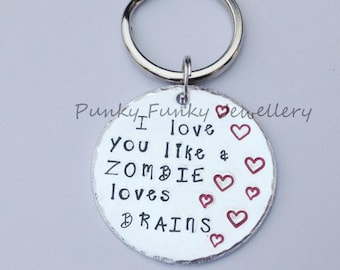 Zombies love brains | Etsy