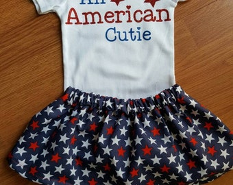 All American Cutie outfit
