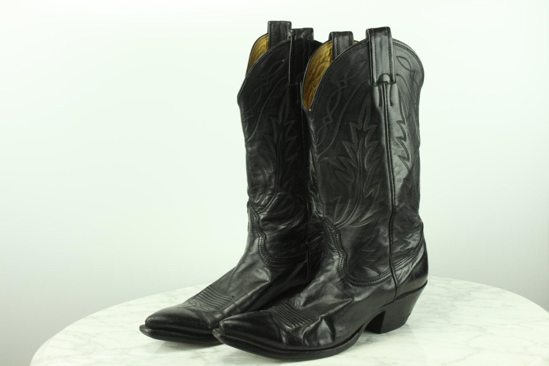 vintage nocona cowboy boots s sz 5 1 2 b