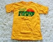 Early 80s Camp T Shirt/Tourist T-Gatlinburg TN/Fits Like: Small