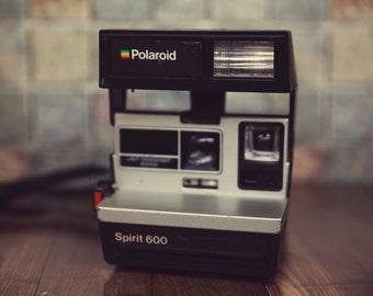 Polaroid Spirit 600 Camera