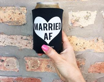 Married AF- 4 Pocket Coolies