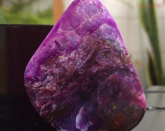 purple sugilite display item