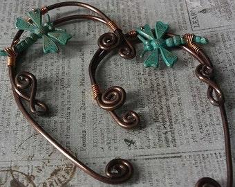 elven fairy ear cuff elf ears elf ear errings fairy ears elf errings