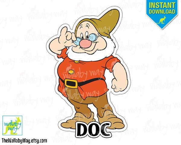 snow white dwarfs doc - photo #27