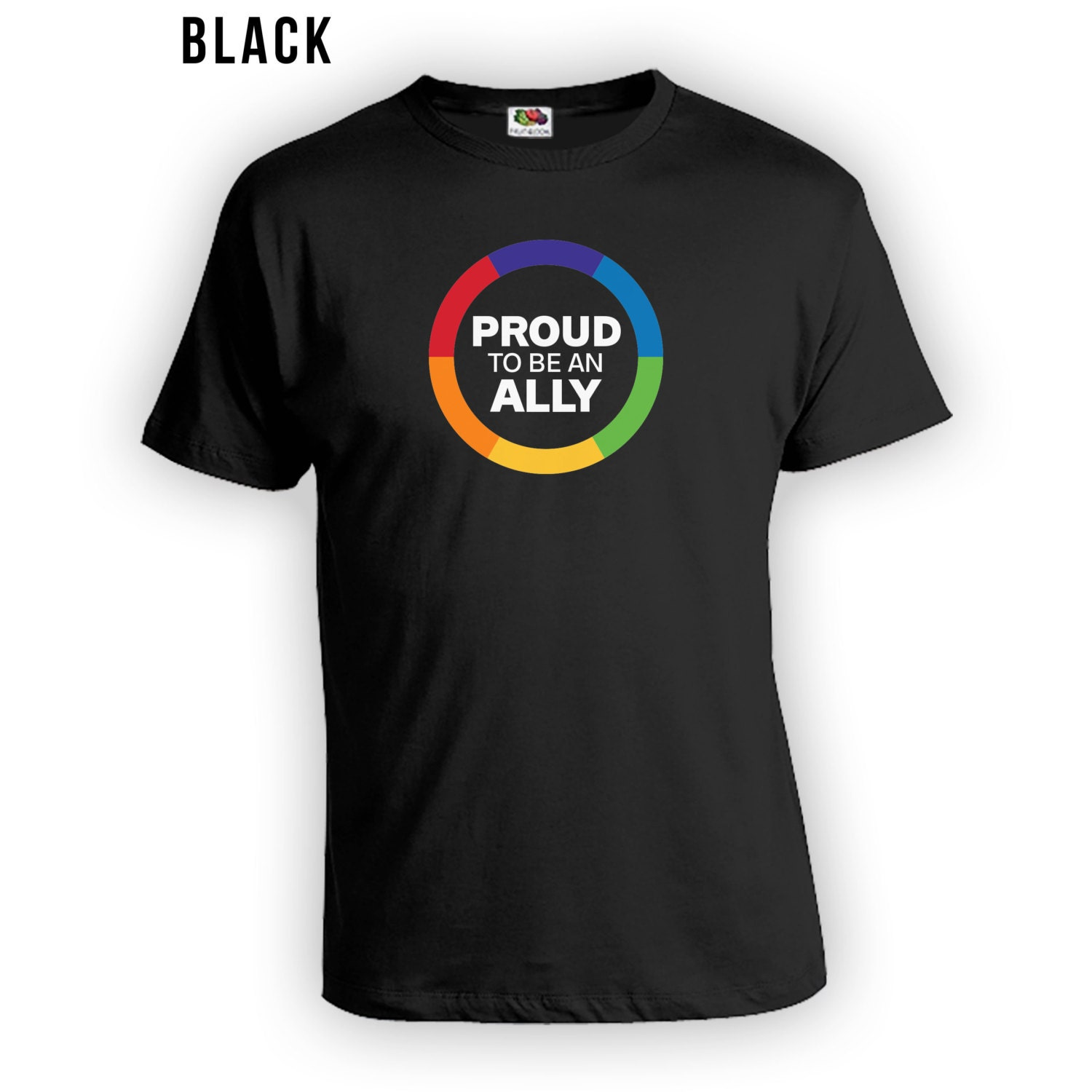 proud to be an ally shirt for gay pride month gay pride ally
