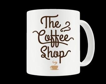 The Coffee Shop Mug