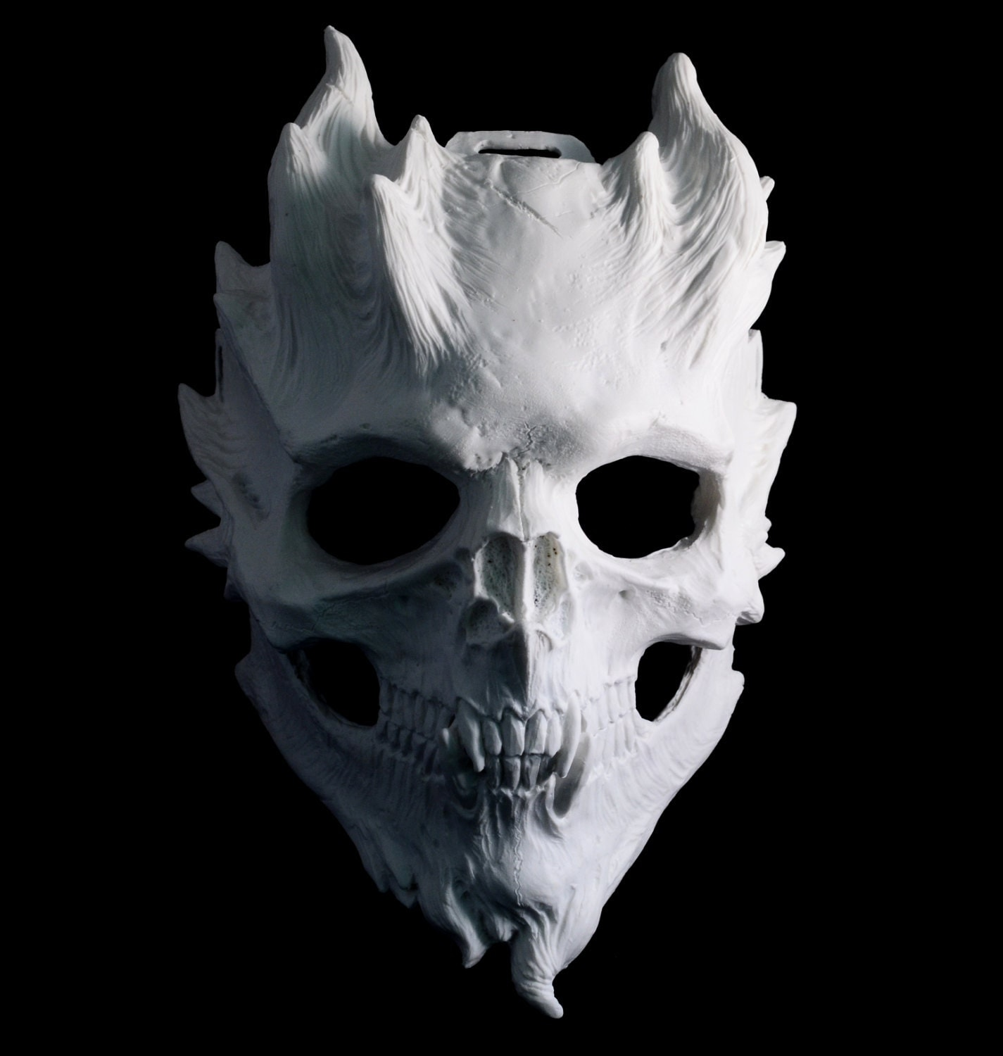Pre OrderOni Skull Mask/Demon Skull/ Horror Halloween