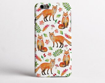 Foxes Case Design for iPhone Cases, Samsung Cases, Sony Cases, HTC Cases, Nokia Cases , LG Cases and BlackBerry Cases