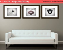 Unique Oakland Raiders Baby Related Items Etsy