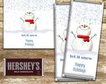 Christmas Candy Bar Wrappers, Christmas Printables, Christmas Teacher Gift, Christmas Favours, Christmas Candy, Christmas Party Favor