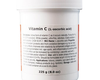 Vitamin C (L-ascorbic acid)