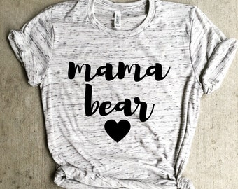 mama bear shirt, pregnancy announcement shirt, mom life, pregnant shirt, mom life is the best life