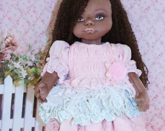 African American Pretty doll