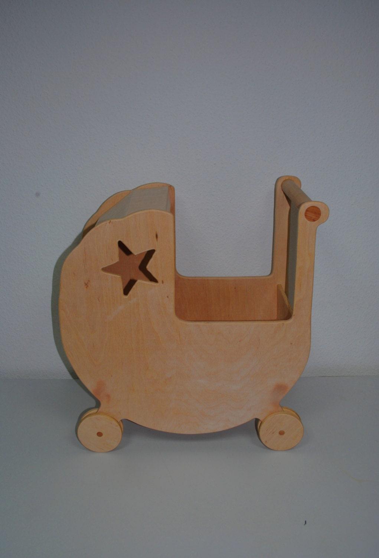 poup es en bois poussettes de poup e bois landau poup e. Black Bedroom Furniture Sets. Home Design Ideas