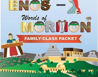 Book of Mormon Lessons: Enos, Jarom, Omni, Words of Mormon