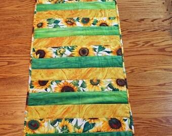 Sunflower Runner   Etsy