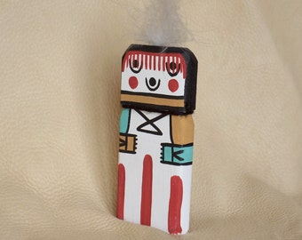 Hopi Cradle Doll Kachina Ha Hai-i Wuhti