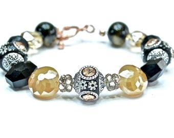 Thai Sunset Inspired Bracelet