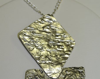 Sterling silver pendant, FREE SHIPPING