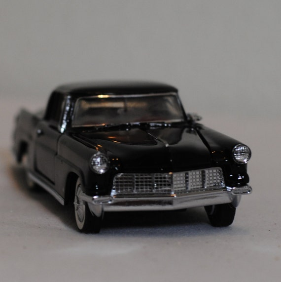 69 Lincoln Mark 3: Vintage Franklin Mint 1956 Lincoln Continental Mark II