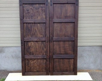 Rustic Barn Doors