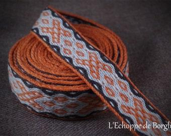 Tablet weaving braid (GAL58A)