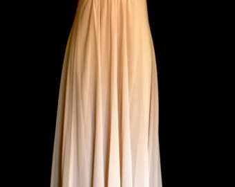 Grecian Style Vintage Gown                  VG171