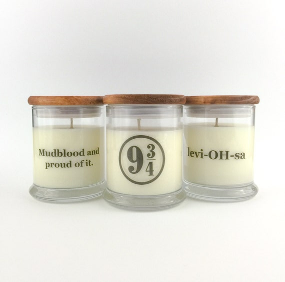 Harry Potter Gift Set Choose Scents Three By
