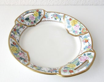 Hand Painted Nippon, Nippon, Nippon Hand Painted China, Nippon China, Nippon Bowl, Nippon Dish, Antique China, Vintage China, China