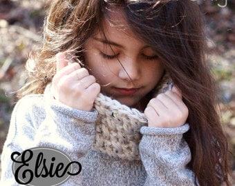 Elsie Cowl (Crochet Pattern)