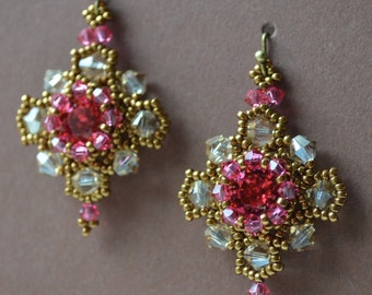 The Victorian Earrings