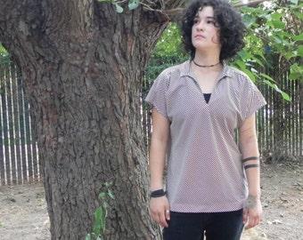 1970s Silk Shirt