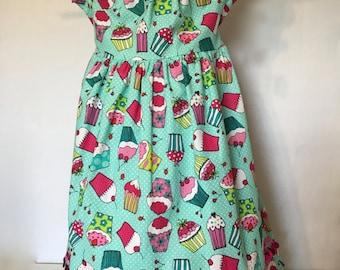 Little girls birthday dress!