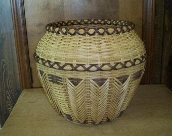 Basket Weaving Kit: Make a Corn Basket