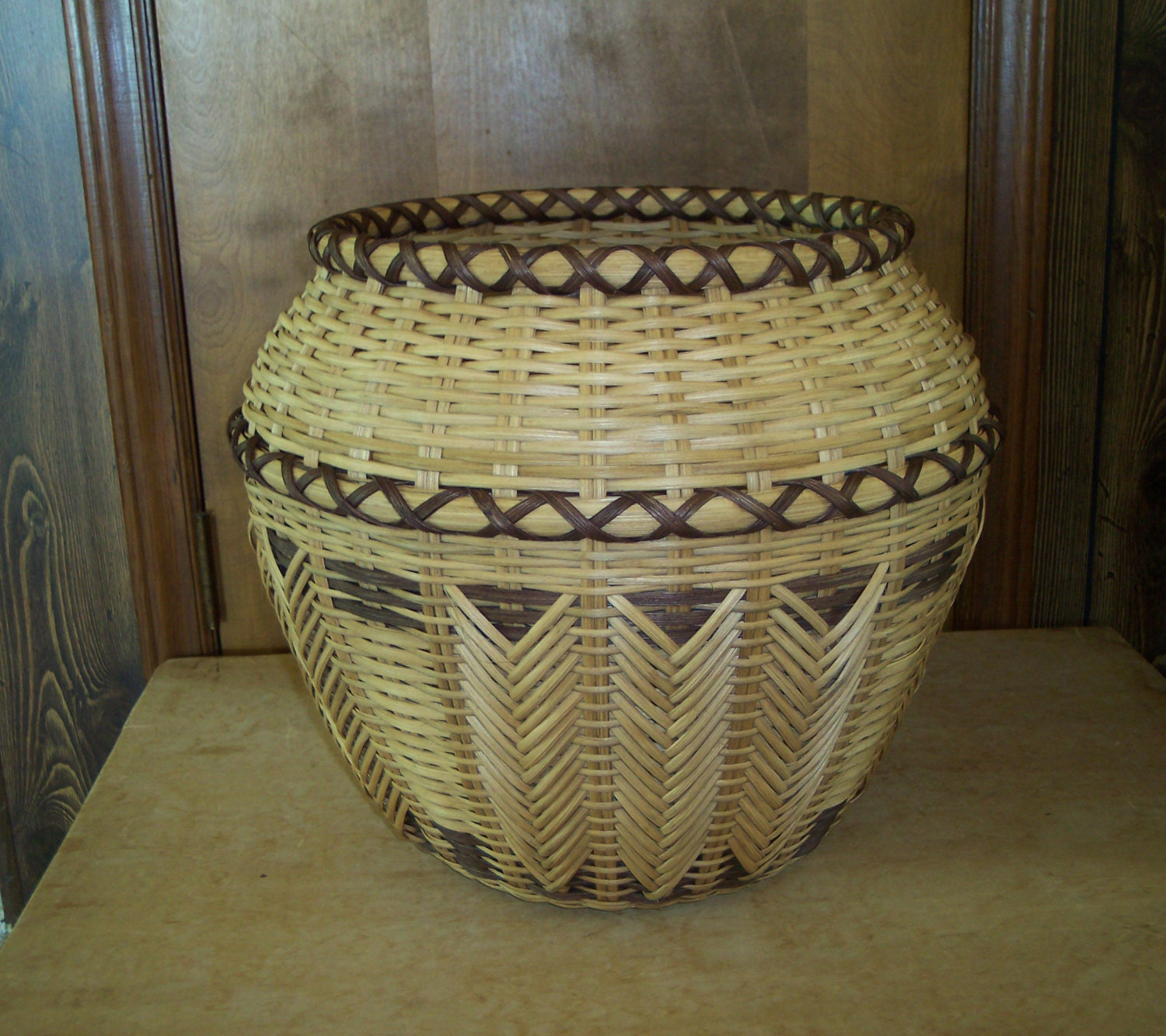 Basket Weaving Supplies And Kits : Basket weaving kit make a corn