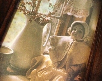 Vintage Baby Doll Picture