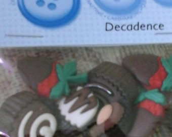 decadence buttons