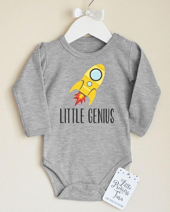 Geek baby clothes adorable baby rocket by littleprincesstara