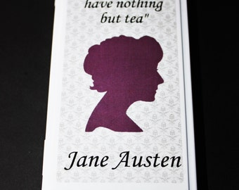Jane Austen Tea -  Literary Tea Collection - Tea Gift - Literary Tea Gift - Bookish Gift - Author Gift-  Loose Leaf Tea - Tea