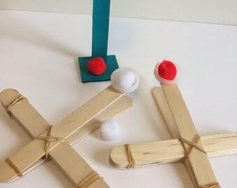 Catapults' DIY kit