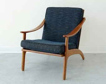 Lounge Chair by Hovmand Olsen