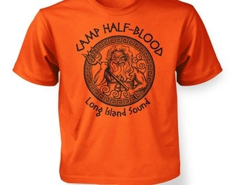 Camp Half-Blood kids t-shirt